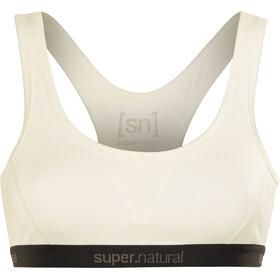 super.natural Semplice 260 Sports Bra Women Fresh White
